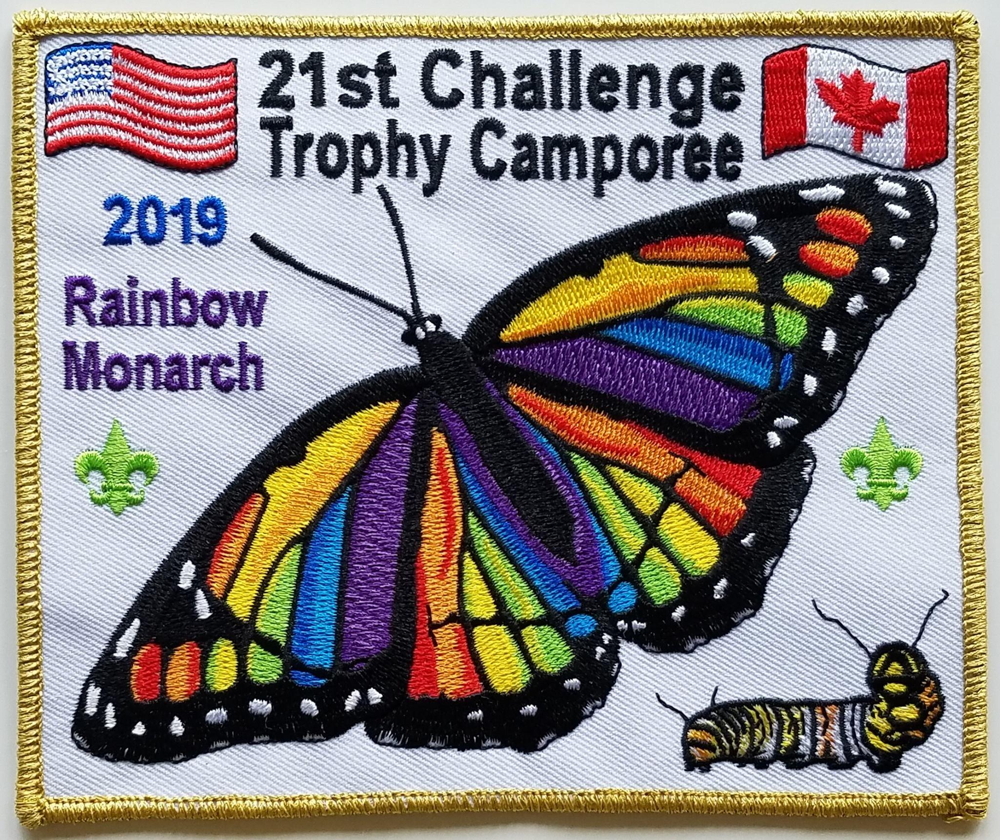 21st Challenge Trophy Camporee