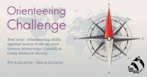 Seneca Waterways Orienteering Challenge