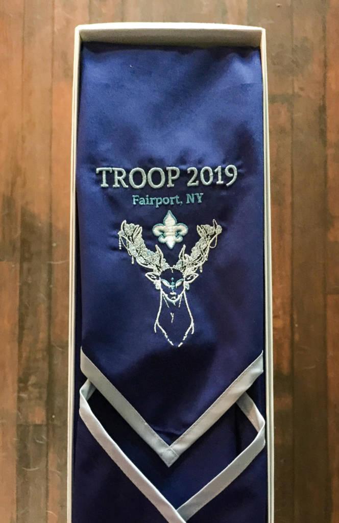 Troop 2019 Neckerchief